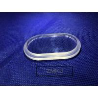 High Purity Sapphire Wafer , Sapphire Crystal Glass Optical Steps Polished Lens