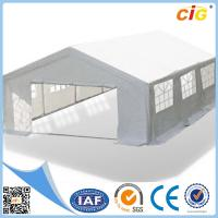 6 x 6M Party Wedding Tent Gazebo Canopy Event Marquee White Outdoor Pavilion WH Manufactures