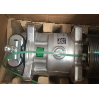 Buy cheap WG1500139016 Truck Spare Parts 70A Air Conditioner Compressor from wholesalers