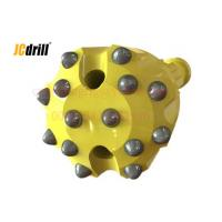 Tungsten Carbide DTH Drilling Tools , Forging DTH Drill Bits for Rock Borehole Drilling Manufactures