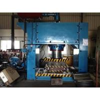 """25Mpa Heavy Duty Hydraulic Press Machine Double Action PLC Control Processing Size 2""""-8"""" Manufactures"""