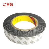 Pe Material Double Sided Adhesive Tape , Closed Cell Cross Linked Polyethylene Foam Manufactures