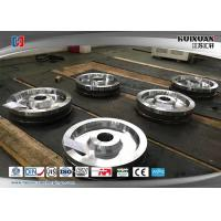 Cheap 4140 alloy steel forged wheels Heavy Steel Forgings Rough Machined for sale