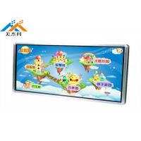 Slim Frame Advertising Digital Signage 55 Inch Oled Smart Touch Screen Display Manufactures