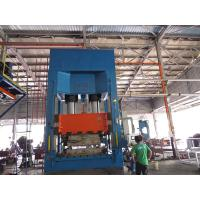 1600 Ton Hydraulic Thermoforming Press , Plastic Compression Moulding Machine Manufactures