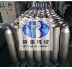 Reaction Bonded Silicon Carbide Nozzle For Shuttle Kiln Burner Flaming Tubes Manufactures