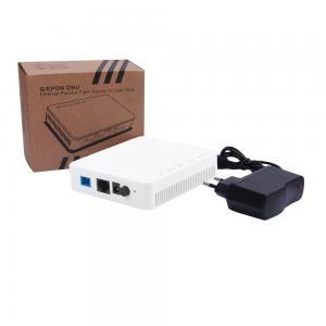 Onu Ftth Epon 1Ge Onu Bosa Type Onu Network Device For Fiberhome OLT Manufactures