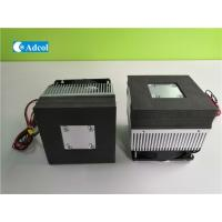Thermoelectric Air To Plate  Peltier Cooler  12V DC High Efficiency Manufactures
