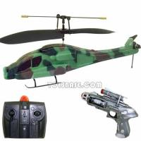 Remote Control Helicopter Toys - Shooting The Flying Helicopter Game Set (RPC68767) Manufactures
