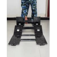 Electrophoretic Surface Coating Folding Tactical Ladder Special Hard Aluminum Alloy Manufactures