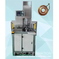 CCA  coils  winding machine for cooktop  WIND-IH-DW Manufactures