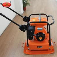 China Plate Compactor Prices High Quality Construction Machinery Electric Plate Compactor on sale