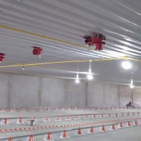 Electrical Environmentally Controlled Poultry House Manufactures