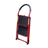 Buy cheap Collapsible 0.89m 2 Step Double Sided A Frame Ladder from wholesalers