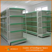 Grocery store retail display stand racks gondola shelving Manufactures