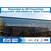 China Dynamic Prefabricated Steel Structures 30x40 Metal Buildin DIN Code Verified on sale