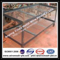 heavy duty expanded metal for Shelf,containers&fixtures Manufactures