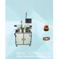 Self bonded wire winding machine for slotless motor WIND-063-BW Manufactures