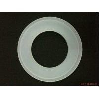 Coating machine applied high purity quartz fused flanges with purity of 99.99% Manufactures