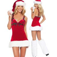 Girls  Miss Clause Adult Christmas Costumes Cosplay Fruit For Party Carnival