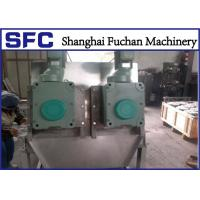 Oil Sludge Treatment Dewatering Screw Press Machine Multi Disk High Performance Manufactures