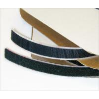 Quality factory supply fabric knitted adhensive velcro strap for sale