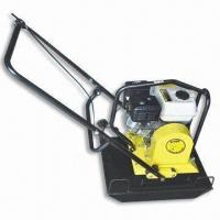 China Vibrating Compactor with 585 x 500mm Plate Size on sale
