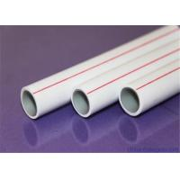 High Strength Fusion Ppr Pipes 6M Length Smooth Surface Oxidation Resistant Manufactures