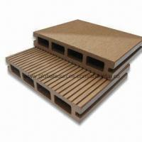Buy cheap Swimming Pool Decking, Wood Plastic Composite Flooring, Suitable for Outdoor from wholesalers