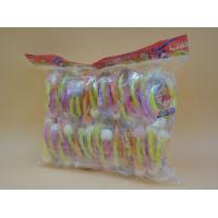Holiday Round Compressed Candy With Bracelet Watermelon Chocolate Mixed Taste
