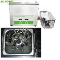 Motorcycle Parts Ultrasonic Cleaning Machine For Carburators And Injectors Manufactures