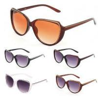 Buy cheap Fashion Plastic Sunglasses (T-6001) from wholesalers