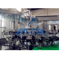 Cheap Food Stage Automatic Bottle Filling Machine Fruit Juice Hot Filling Line for sale