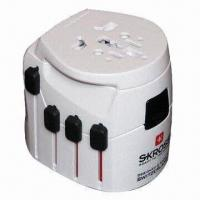 China Universal Travel Adapter, Good for Promotional Purposes on sale