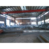 China Steel Structure Industrial Steel Buildings pre engineered With Roof Panles on sale