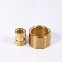 China Brass Taper Threaded Guide Pin Bushing on sale