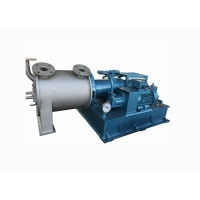 Two Stage Pusher Salt Centrifuge Sulzer Designed, Salt dehydration centrifuge Manufactures