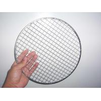 Barbecue Crimped Wire Mesh Panel Manufactures