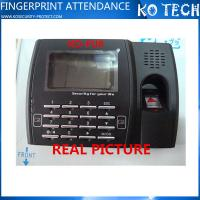 FU8 ZEM510 Time Attendance System Fingerprint Reader Manufactures