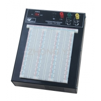 0.4mm - 0.8mm Diameter Power Breadboard 2390 Tie - Point With Colored Coordinates Manufactures