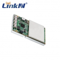 IP MESH Radio Module COFDM 4W MIMO AES256 80Mbps 350MHz-4GHz Customizable Manufactures