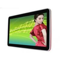 Cheap Indoor Android Touch Screen Monitor LCD Wall Advertising Restaurant for sale