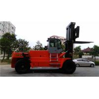 Commercial 48 Ton 35 Ton Forklift , Heavy Equipment Forklift 1000N·M /1600rpm Manufactures