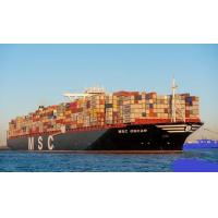 Reliable LCL Sea Freight , International Freight Shipping Rates Shanghai - New York Miami Manufactures