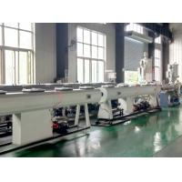 Buy cheap 800-1600mm large diameter PE pipe winding machine from wholesalers
