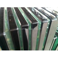 Quality Heat Strengthened 10mm PVB Laminated Glass Interior Doors Safety Glass Film for sale
