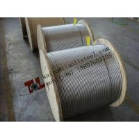1.4401 1x19 6mm Stainless Steel Wire Rope Net Weight 180 kgs per 1000m