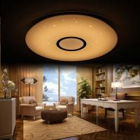 Smart Stylish Remote Control Ceiling Light , Wireless Light Fixtures For Ceilings