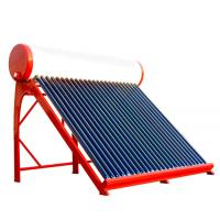 Non pressurized solar heating system Manufactures