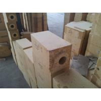 High Strength Industrial Silica Refractory Brick For Hot Blast Furnace / Coke Oven Manufactures